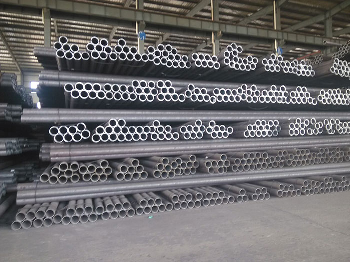 Seamless steel pipe for fluid transport3