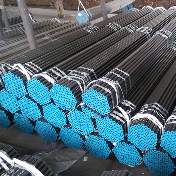 Seamless carbon steel boiler tubes for high