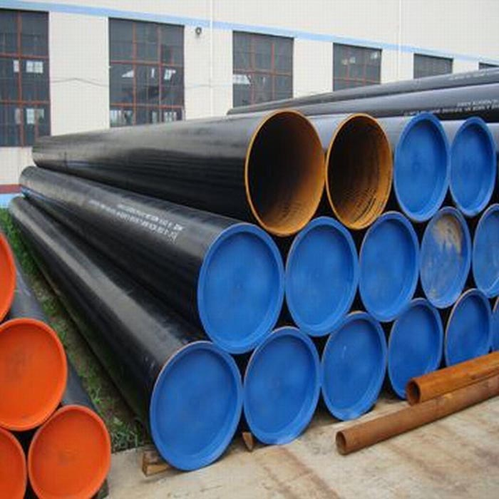Seamless steel tube for high temperature5