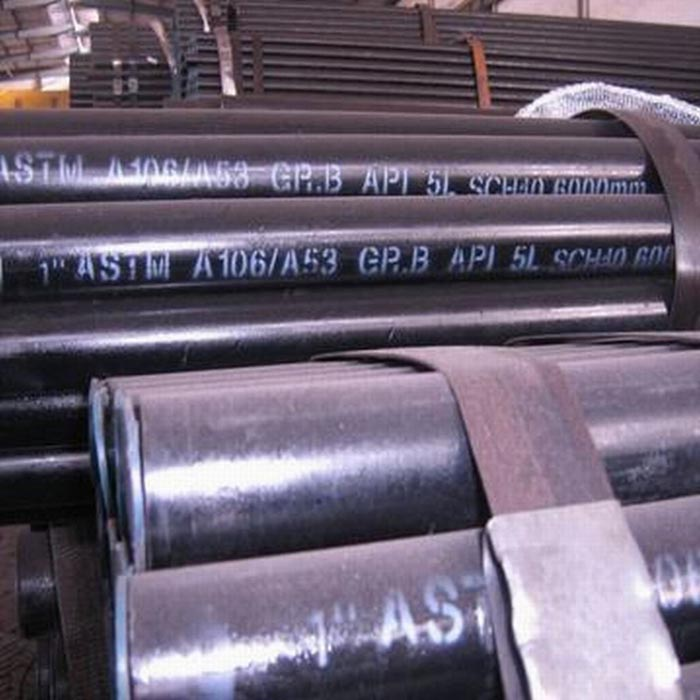 Seamless steel tube for high temperature4
