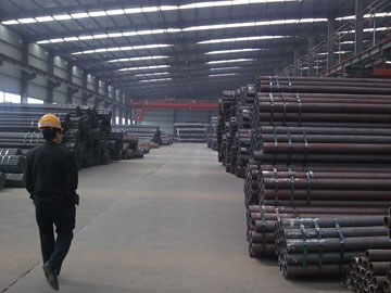 Seamless carbon steel boiler tubes for high4