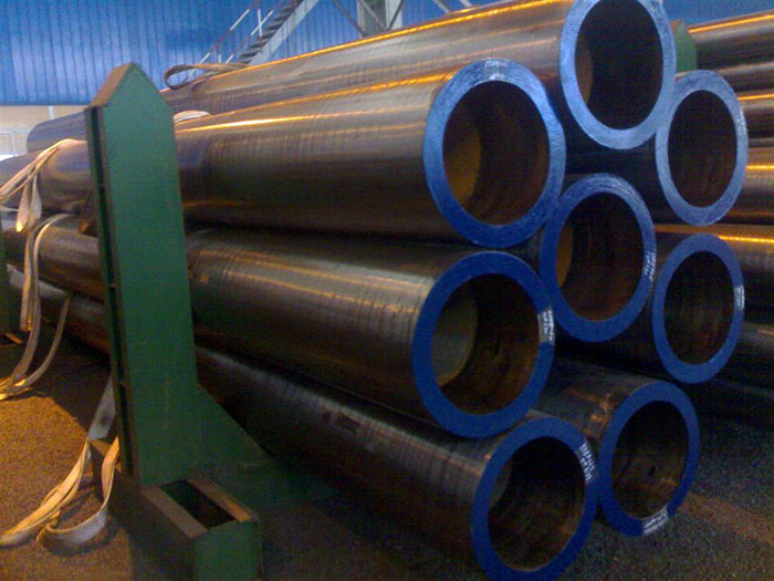 Seamless steel tube for high temperature1