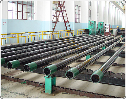 Pipes with Thread Coupling