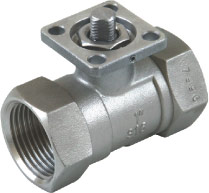 1pc ball valve with