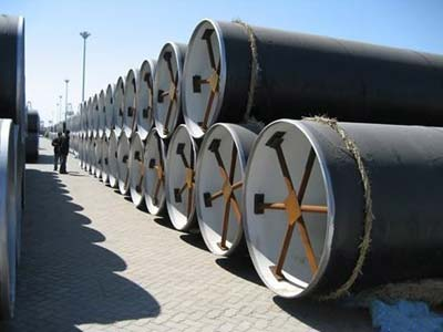API5L PSL2 Spiral Line Pipe for Oil and Natural Gas Transportation