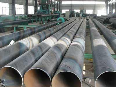 SY/T 5037-2000 Spiral Steel Pipe for Common Fluid Transportation