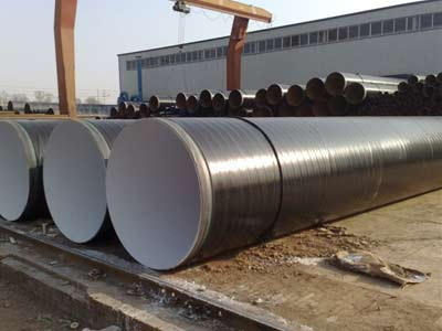 API5L PSL1 Spiral Line Pipe for Oil and Natural Gas Transportation