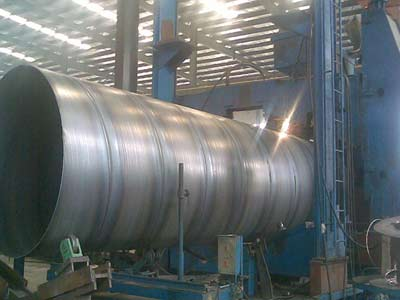 SY/T 5040-2000 Spiral Submerged Arc Welding Pipe for Piling