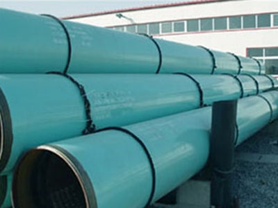 (Single) Double-layer Fusion Bonded Epoxy Powder Coating of Steel Pipeline