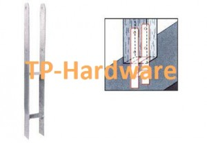 H Post Support And Post Base & Post Anchors